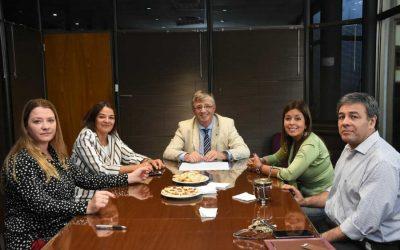 Encuentro con la Asociación de Magistrados y Funcionarios de Entre Ríos