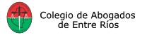 Colegio de Abogados de Entre Ríos