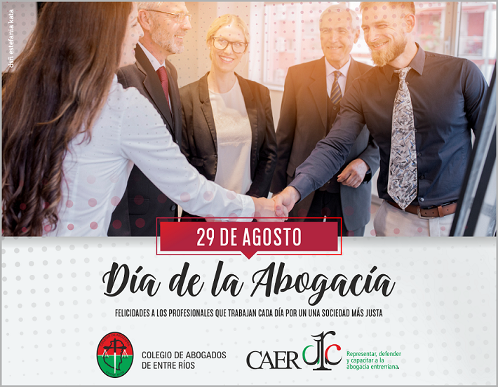 Invitación Día de la Abogacía