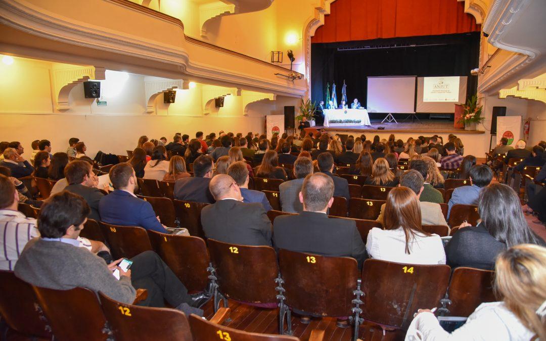 Con gran marco culminó el VII Congreso Entrerriano de Derecho del Trabajo