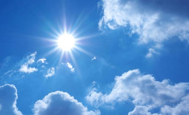 Derecho al sol