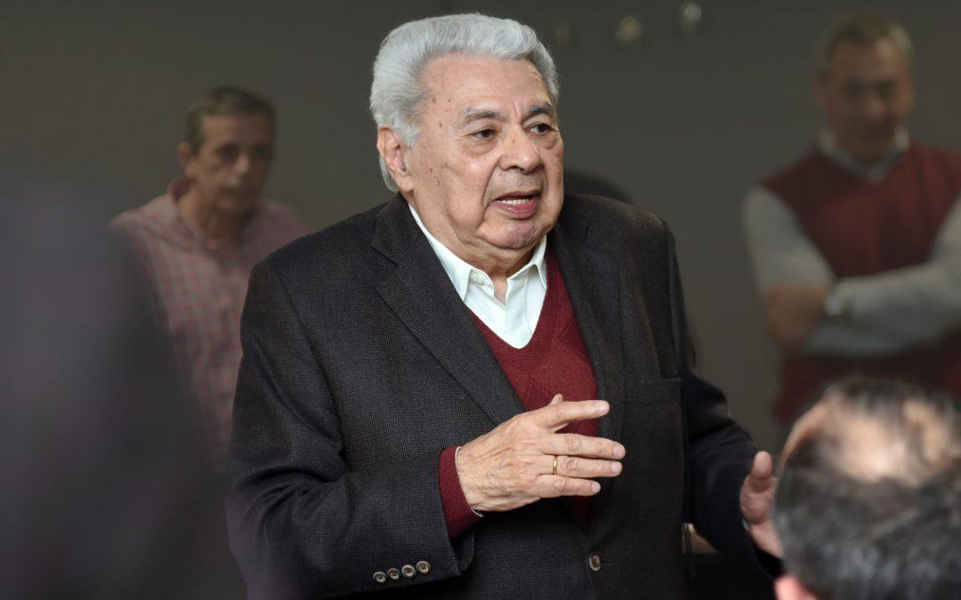 """Marciano Martínez: """"El juicio por jurados es una transformación del sistema democrático argentino"""""""