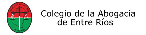 Colegio de la Abogacía de Entre Ríos