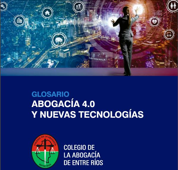 El CAER editó un libro electrónico sobre Abogacía 4.0