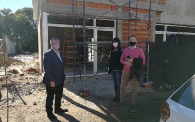 Avanza la construcción de la sede Chajarí del Colegio de la Abogacía
